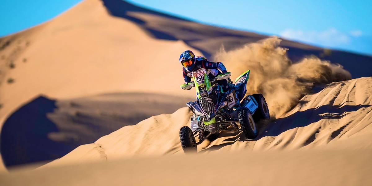 Ignacio Casale y Chaleco López brillan en la segunda etapa y se ponen en lo más alto del Rally Dakar 2020