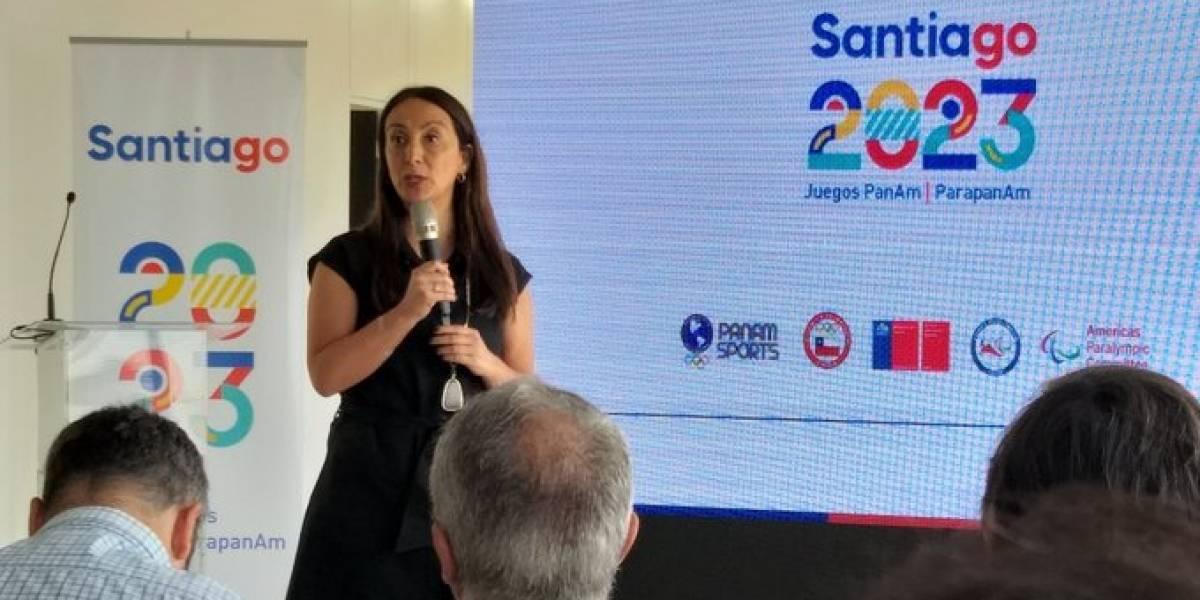 """Cecilia Pérez sobre la acusación en su contra por asumir en la corporación Santiago 2023: """"Pequeñeces acá no caben"""""""
