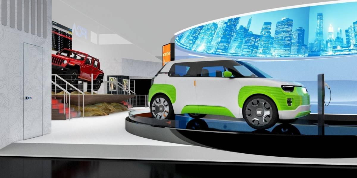 FCA en el CES 2020: vehículos híbridos enchufables Jeep y Airflow Vision Concept