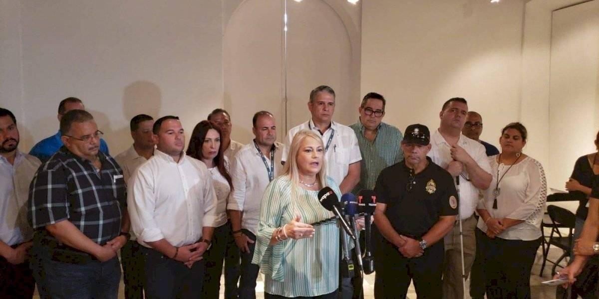 Gobernadora ordena inspección de estructuras públicas por sismos recientes