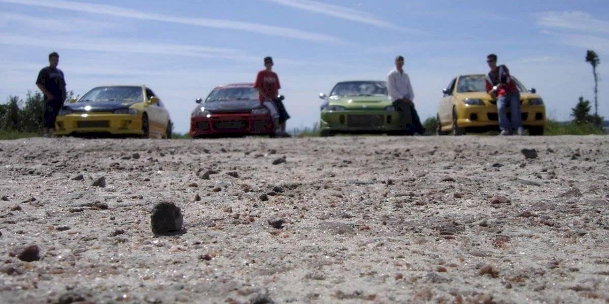 Una carretera en mal estado aumenta la contaminación y el consumo de los autos