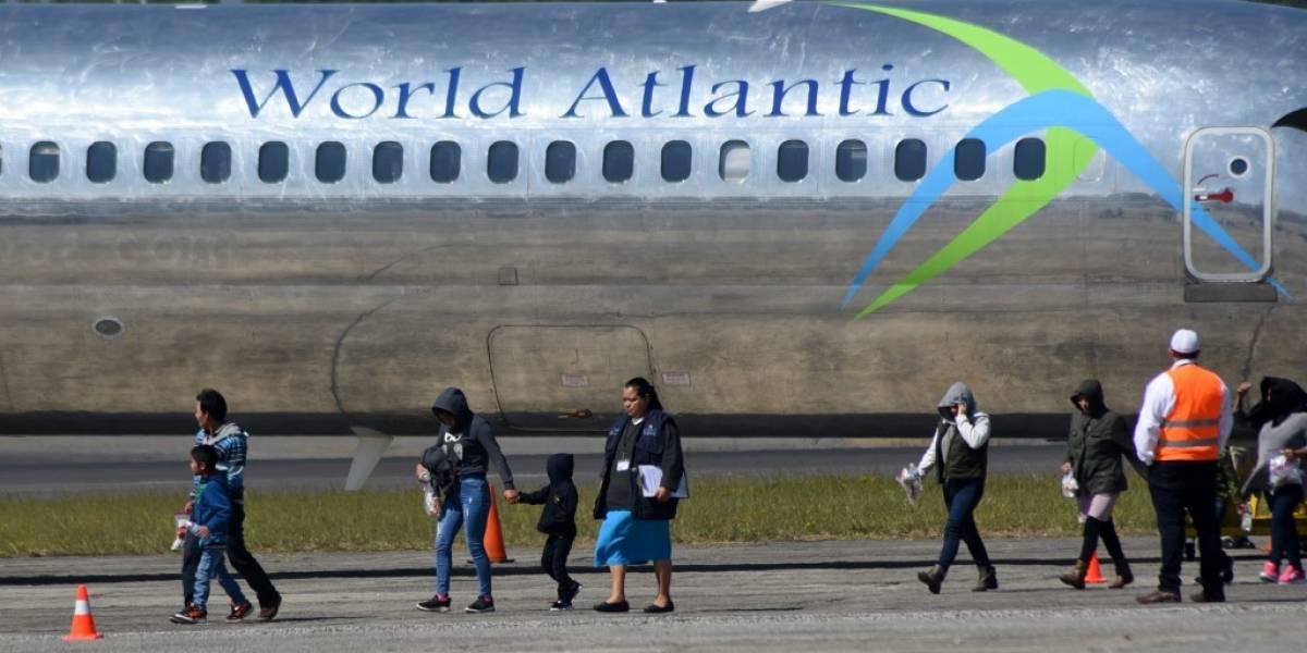 Algunos mexicanos que pidan asilo en EE. UU. serán enviados a Guatemala