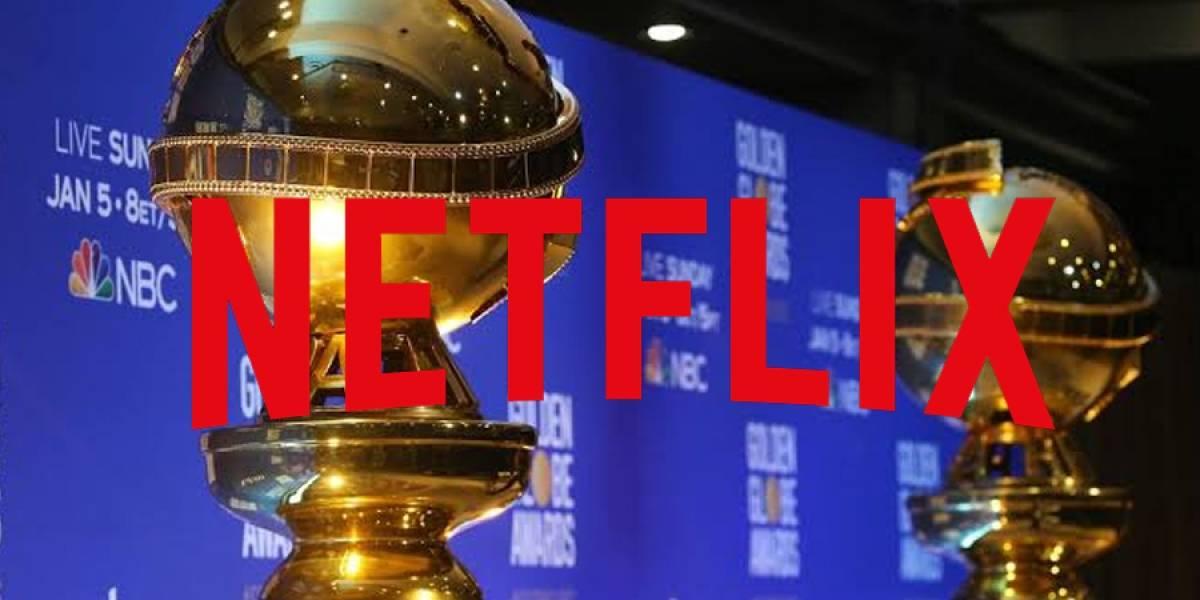 Netflix y sus películas perdieron todo en los Golden Globes 2020