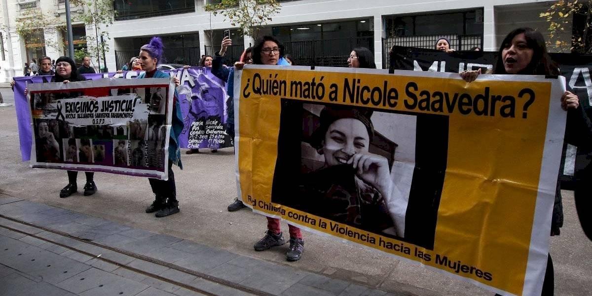 Enfrenta cargos por secuestro, violación y homicidio: formalizan a único imputado por crimen de Nicole Saavedra