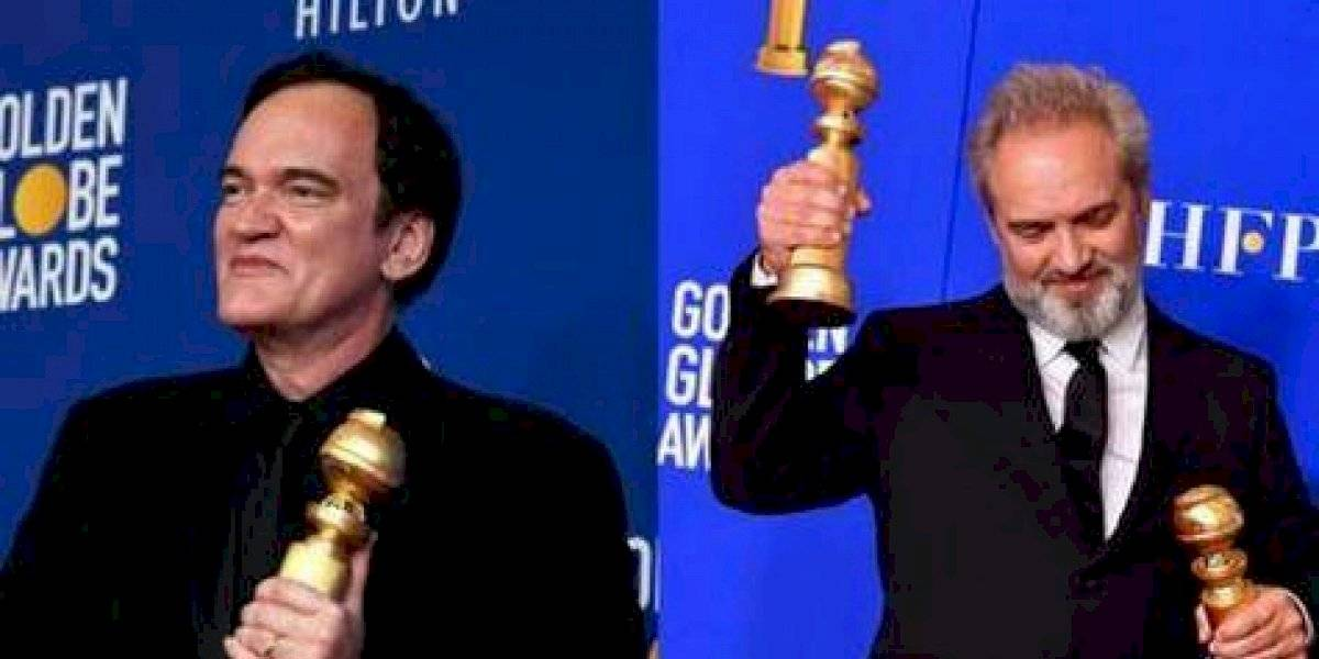 Películas 'Once Upon a Time... in Hollywood' y '1917' máximas ganadoras de los Globos de Oro