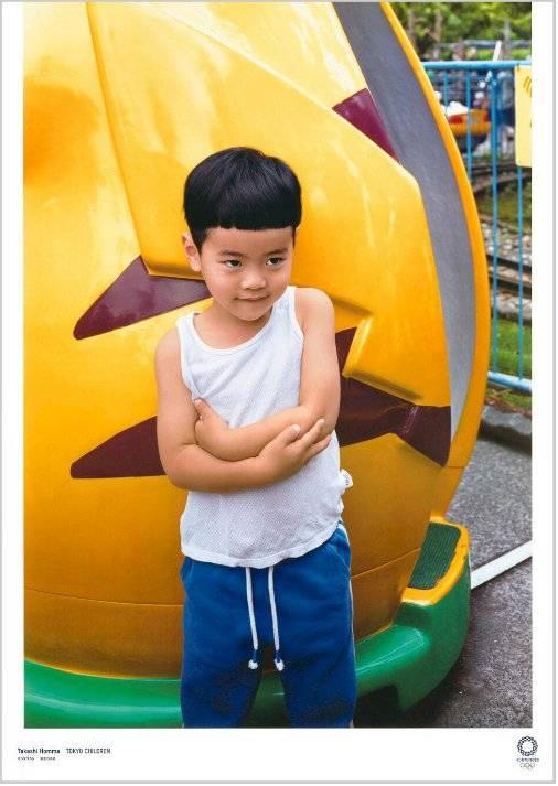"""""""TOKYO CHILDREN"""", de Takashi Homma Reprodução"""