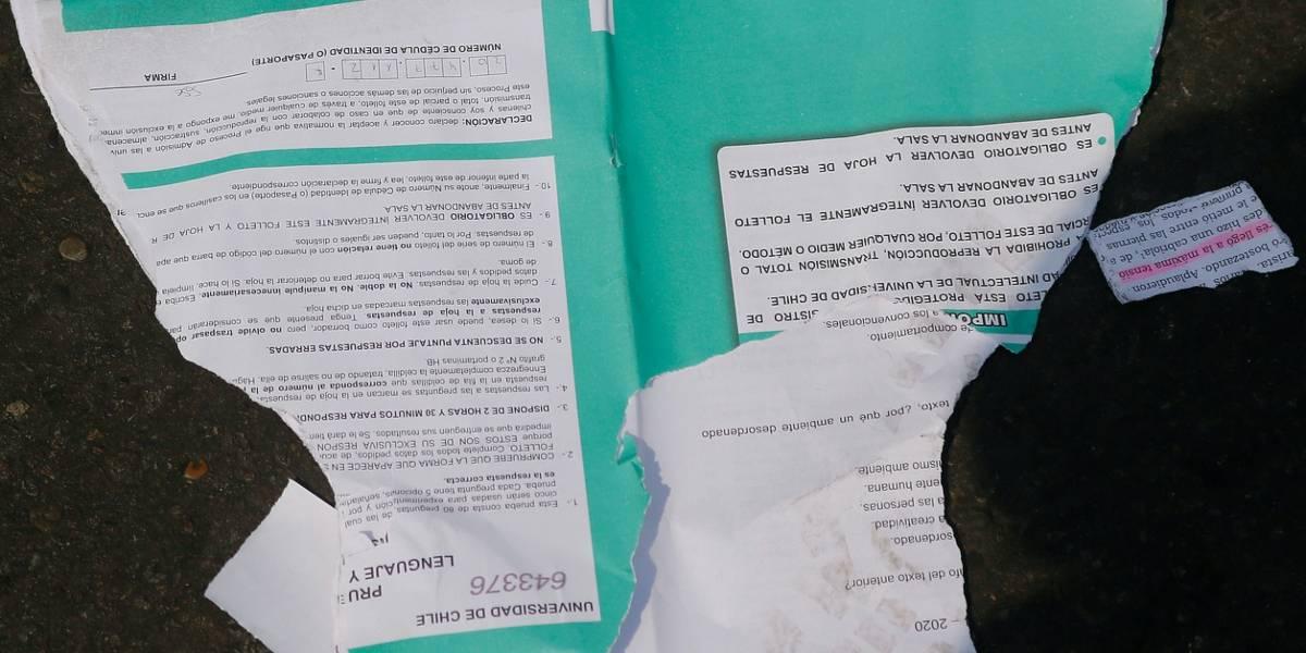 Demre suspende parcialmente la PSU: prueba no se tomará lunes y martes en 64 locales
