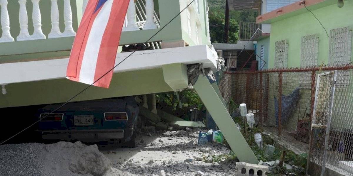 Registran fuerte temblor en Puerto Rico
