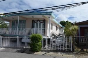 Casas colapsan en Guayanilla tras temblor