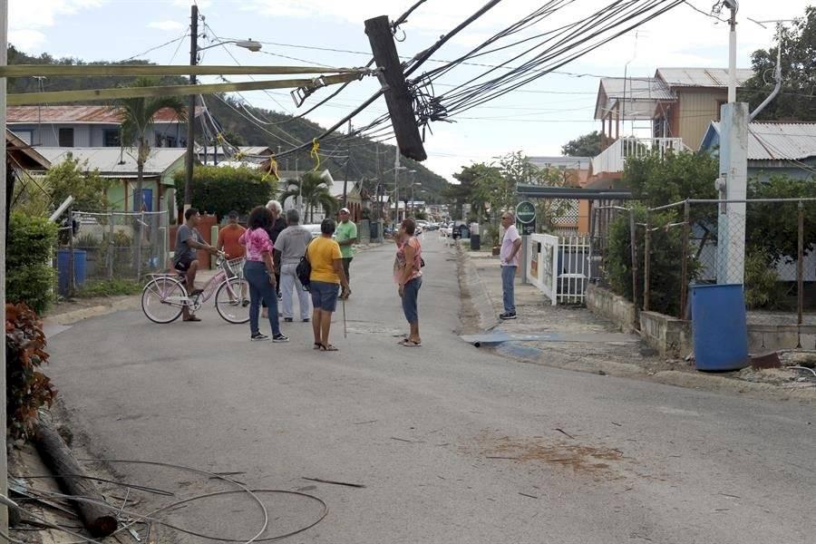 Sismo en Puerto Rico