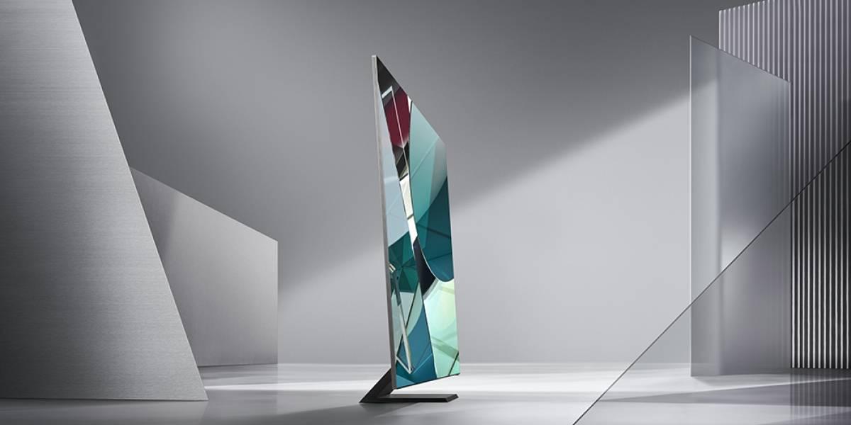 Tecnologia: Samsung lança nova TV QLED 8K 2020 na CES