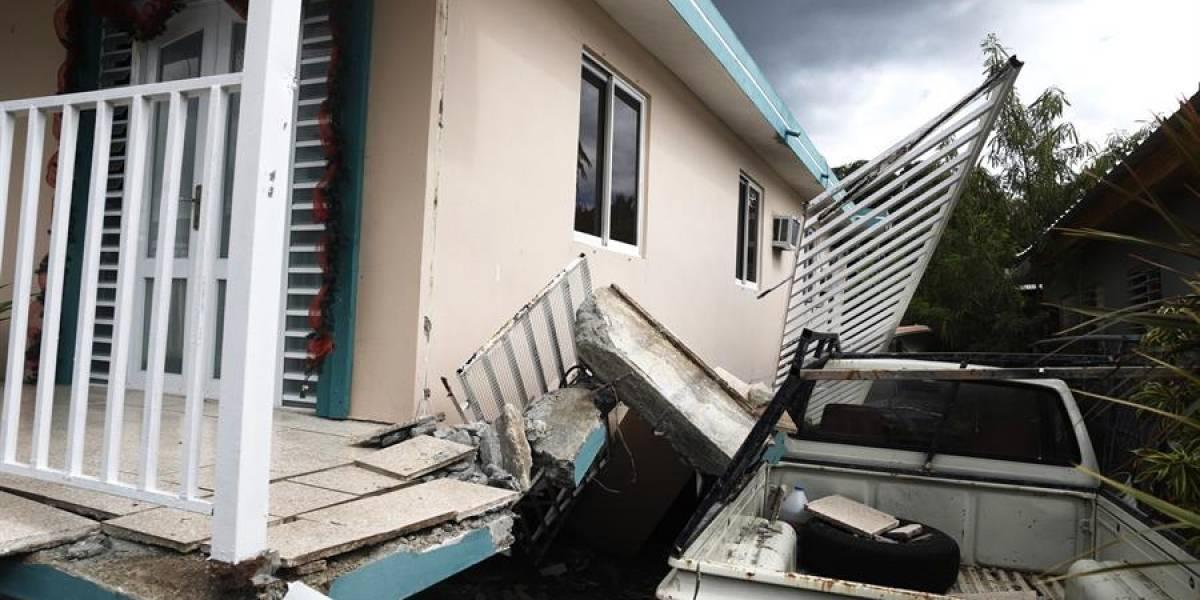 Preliminar: se confirma un muerto tras sismo en Puerto Rico