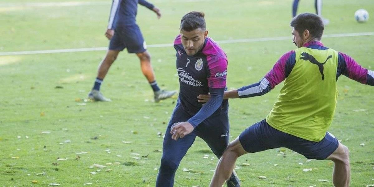 Chivas promete apoyar Tri preolímpico, si las reglas son parejas