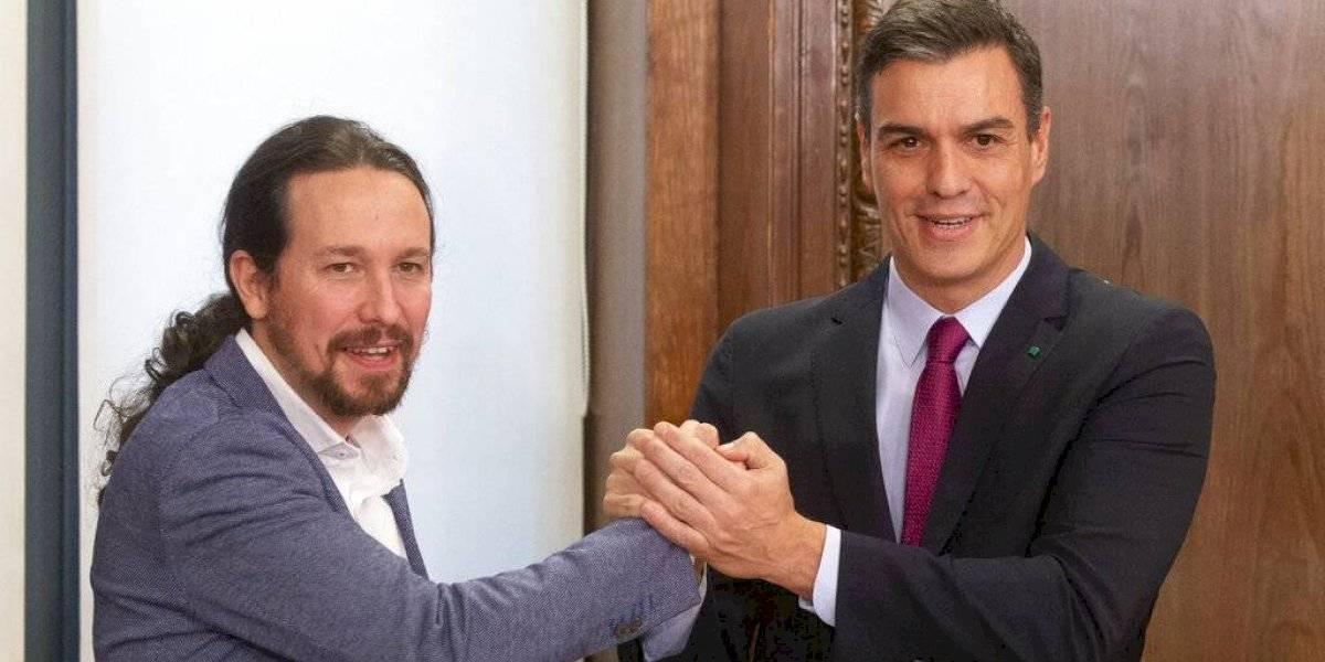Eligen al socialista Pedro Sánchez como presidente de España
