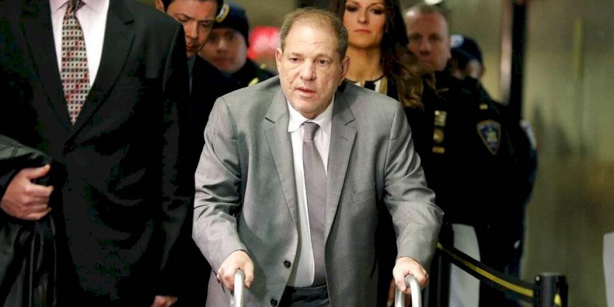 Inicia selección de jurado para juicio contra Harvey Weinstein
