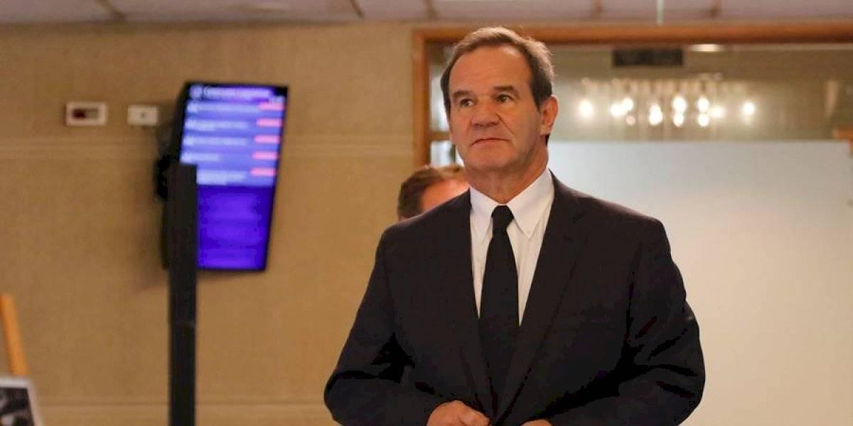 Allamand asegura que Piñera debe confirmar o reemplazar gabinete político antes de Cuenta Pública