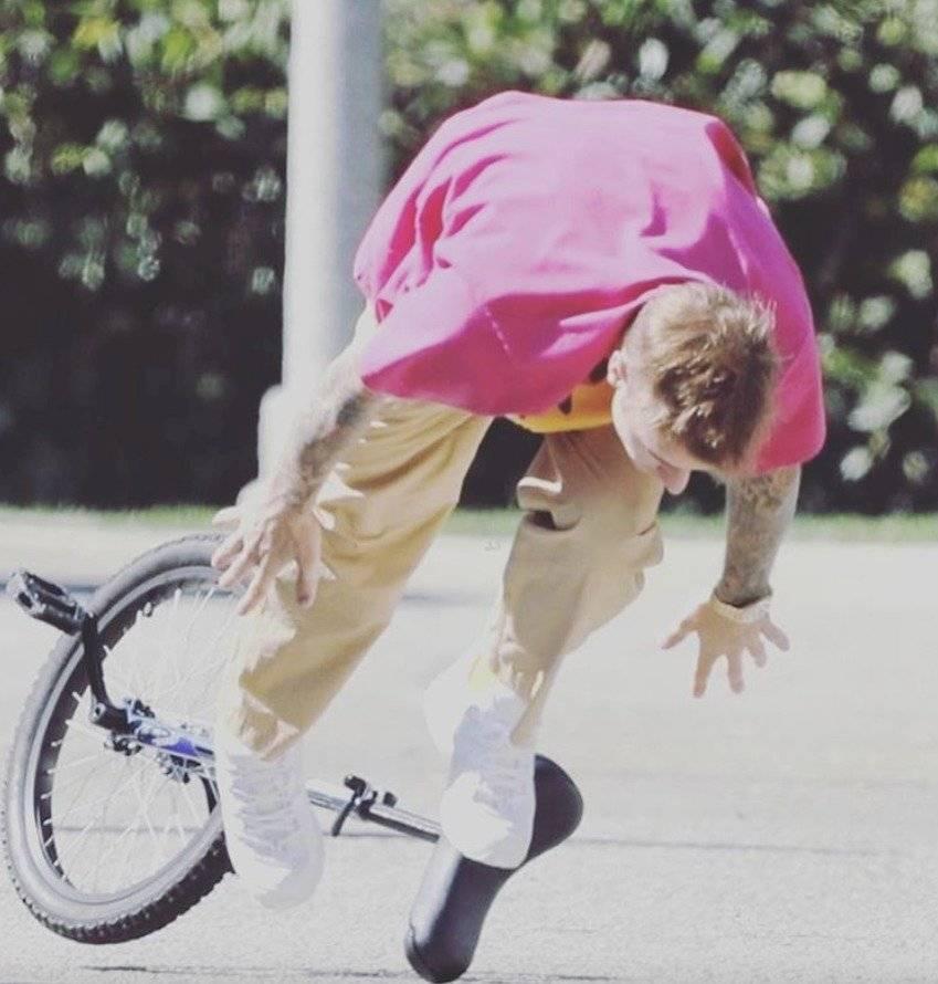 Caída de Justin Bieber