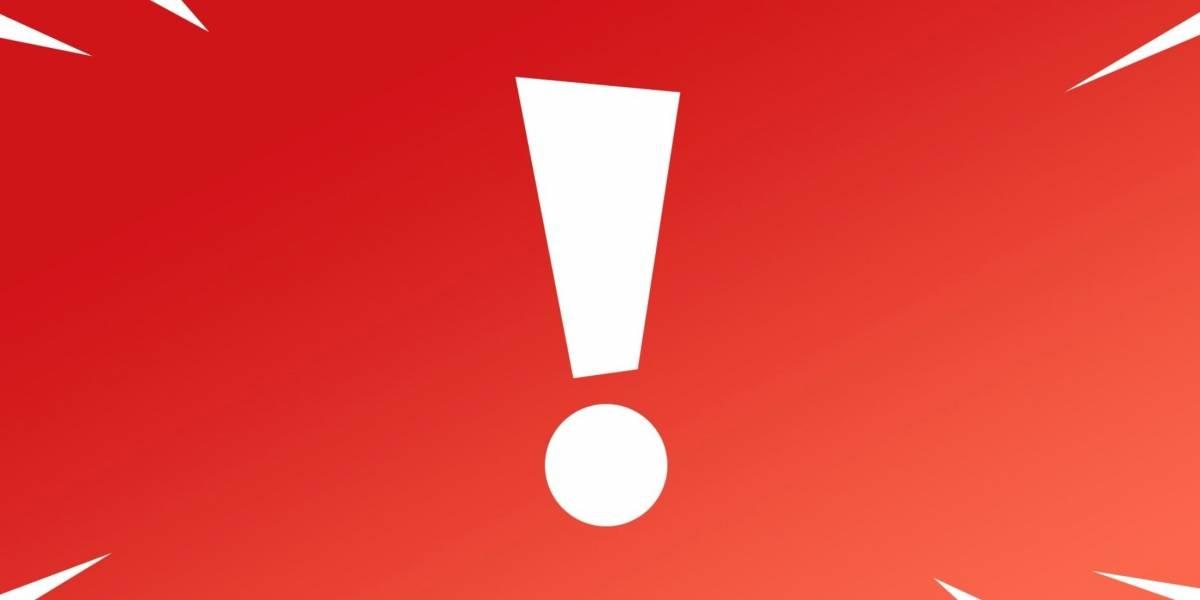Novo bug prejudica jogadores no game Fortnite nesta terça-feira