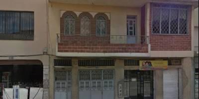 Casa de Gokú en Ecuador