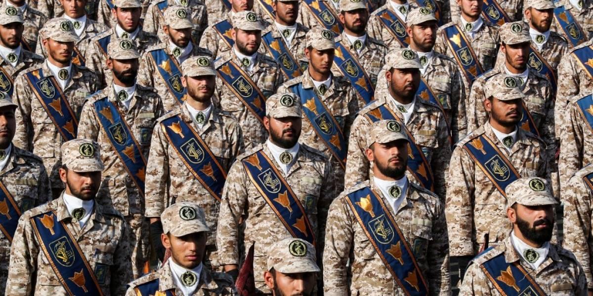 """Irán amenaza con ataque a Israel y a """"aliados de EE. UU."""""""