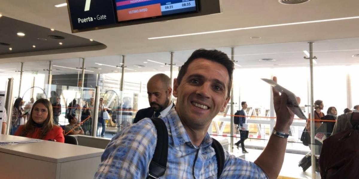 Se acabó la espera: La U confirma que Walter Montillo viaja a Chile para sumarse como nuevo refuerzo