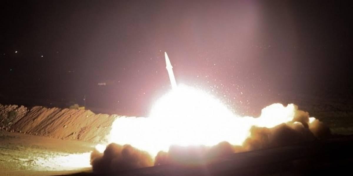 Reportan ataque con misiles balísticos en base estadounidense en Irak