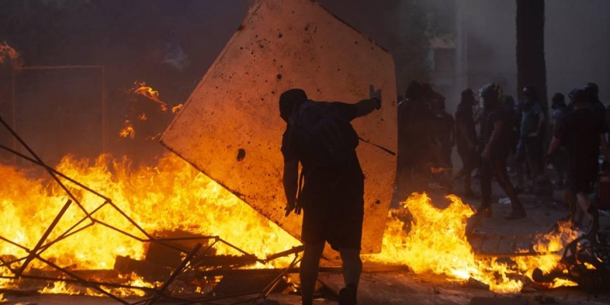 FOTOS. Más protestas contra exámenes de admisión en Chile