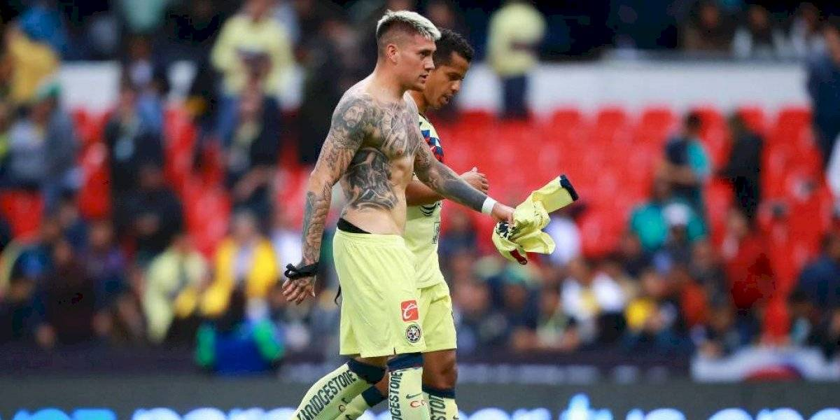Nicolás Castillo sigue recibiendo críticas en México: Habría salido de fiesta antes de la final con América