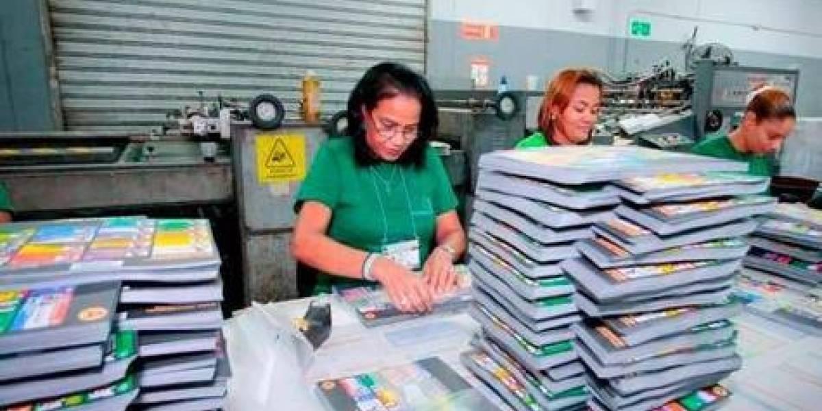 JCE imprimirá boletas cuando TSE dé fallos de candidaturas
