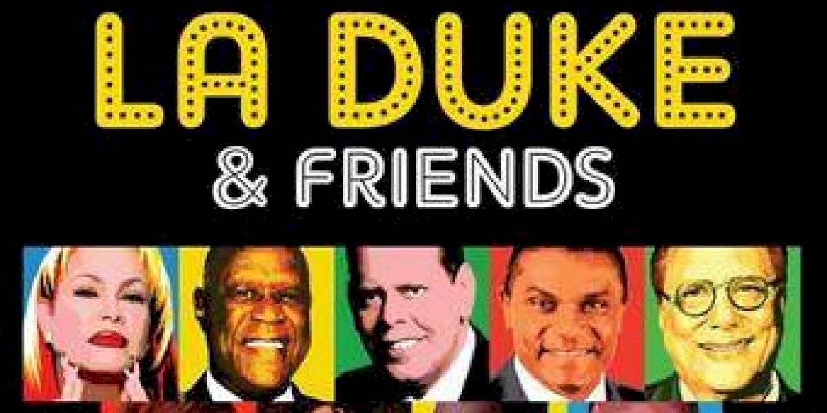 """""""La Duke and Friends"""" se presentará en este viernes 10 de enero en Hard Rock Live"""