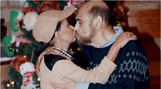 El beso que se dieron la 'Chilindrina' y 'Don Barriga' en la vida real