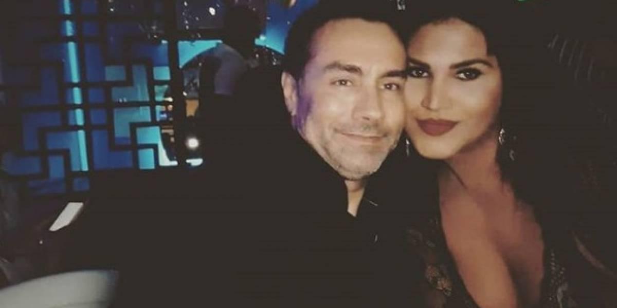 ¡Qué diferente! El nuevo 'look' de la esposa de Mauro Urquijo