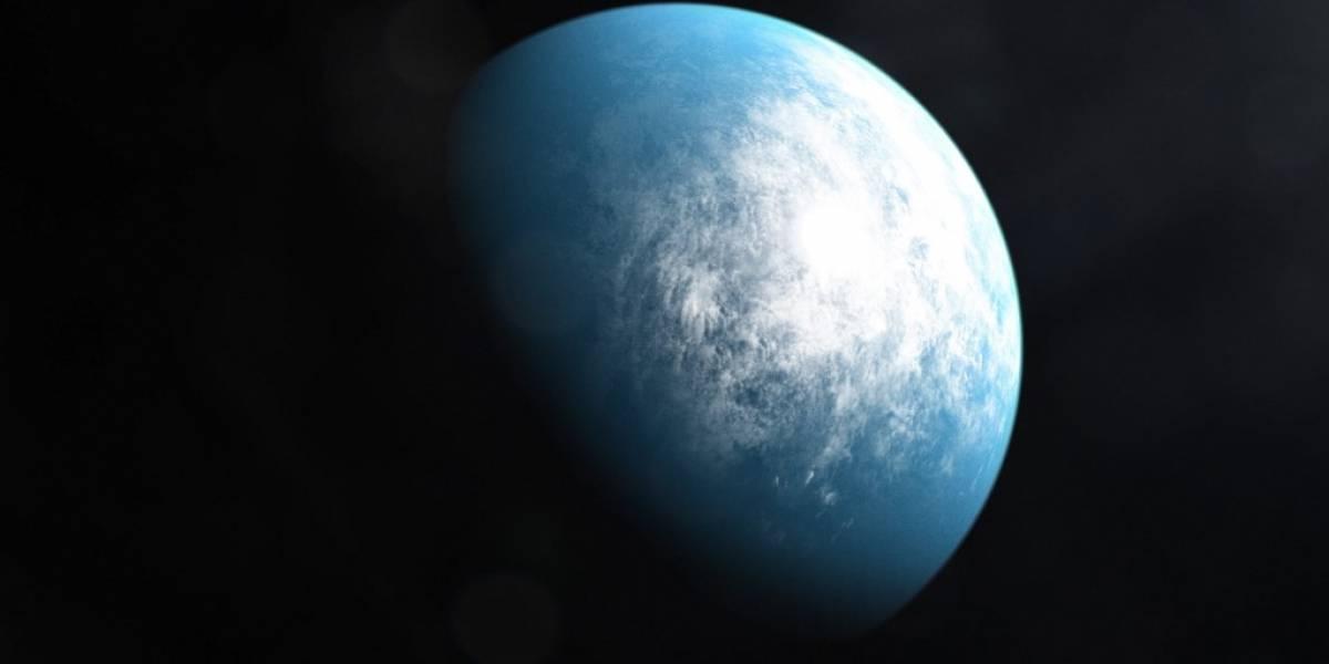 """La NASA descubre otro planeta """"habitable"""" como la Tierra y con agua"""