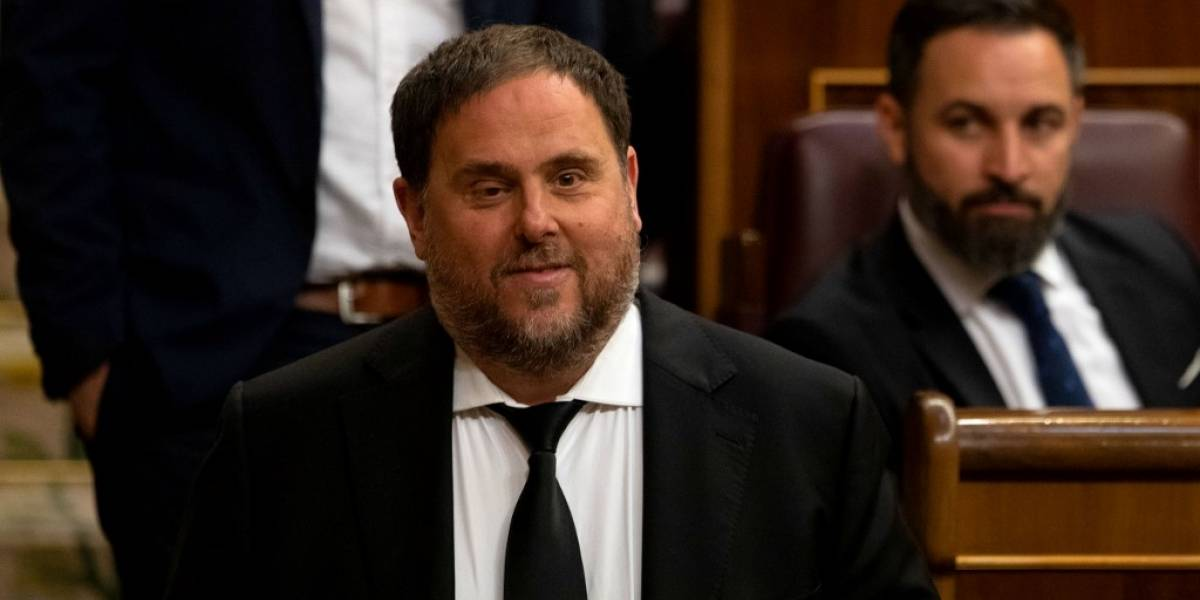Líder independentista preso, elegido para cargo en la Eurocámara