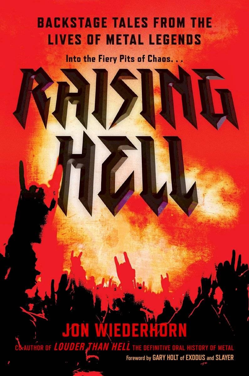 Livro Raising Hell