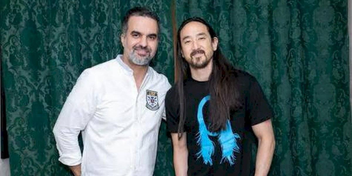 #TeVimosEn: Ron Brugal y Casa de Campo presentan a los íconos musicales Steve Aoki y Sech