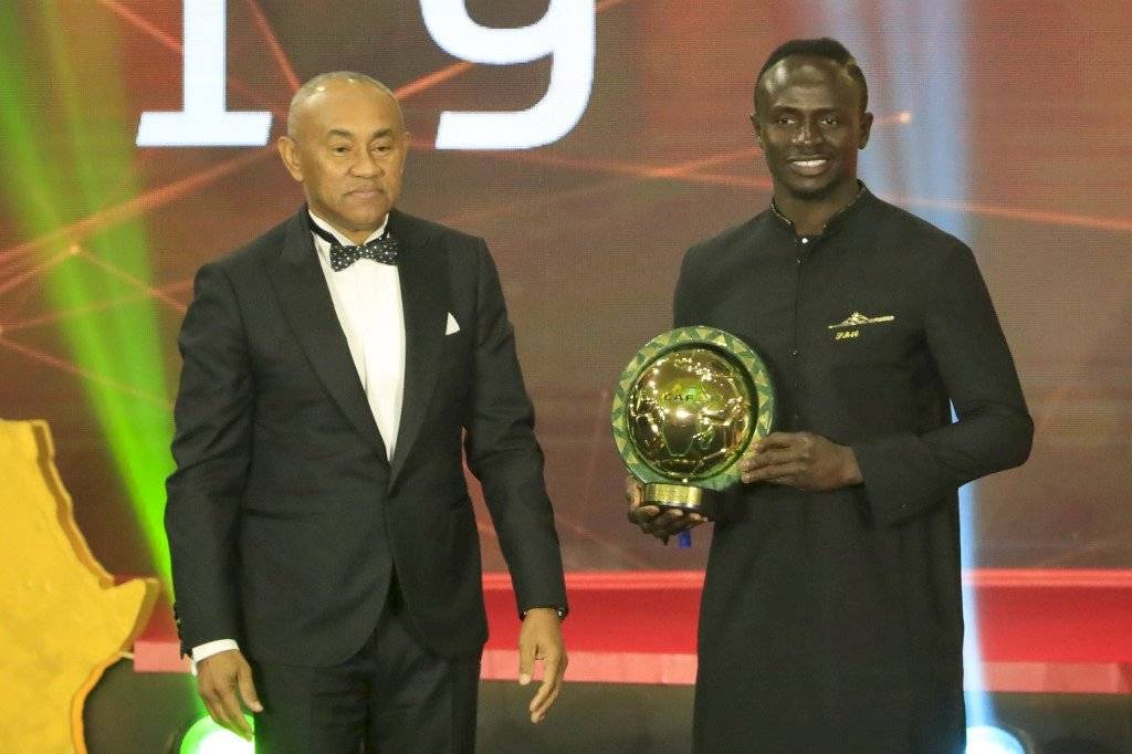 Sadio Mané, Mejor Jugador de África