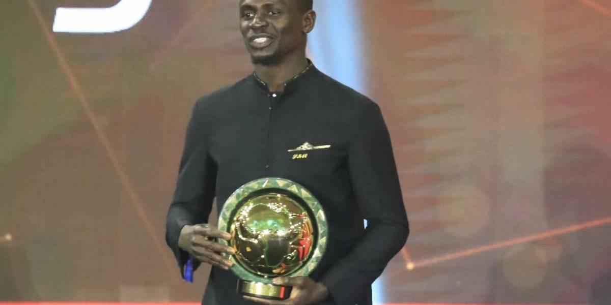 Sadio Mané es elegido el Mejor Jugador de África 2019