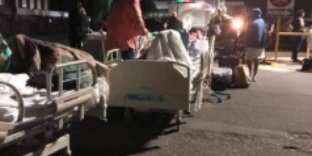 Hospital en Ponce desaloja pacientes por terremoto