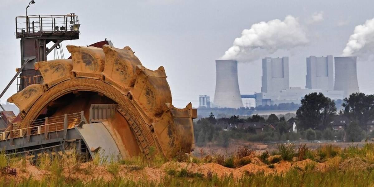 Alemania: Disminuyen emisiones de gas de efecto invernadero