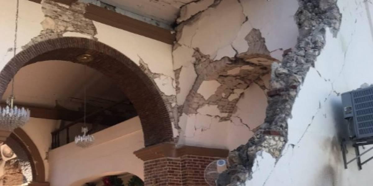 Estimado inicial establece $100 millones en pérdidas económicas tras terremoto