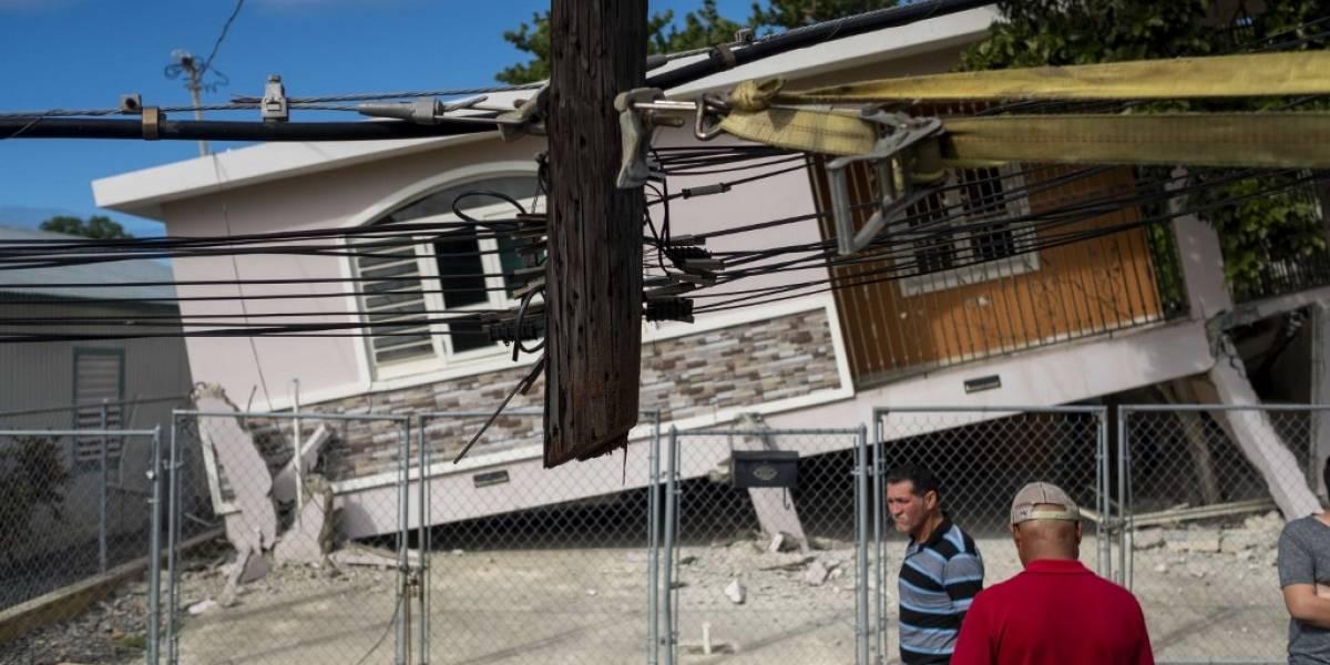 VIDEO. Nuevo sismo provoca alarma en Puerto Rico