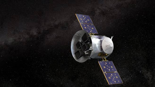 satélite Tess