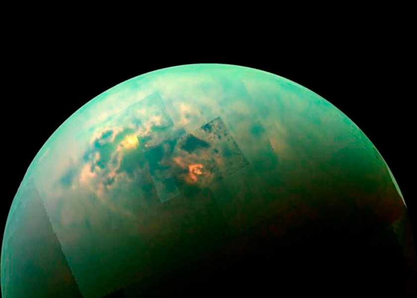 planeta Titán