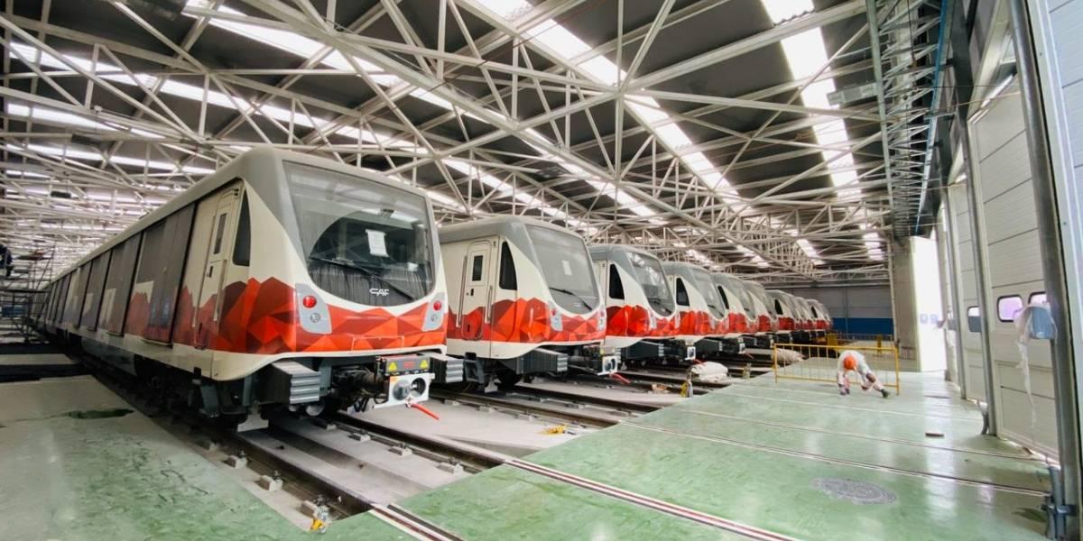 Metro de Quito empezaría a operar a finales del 2020