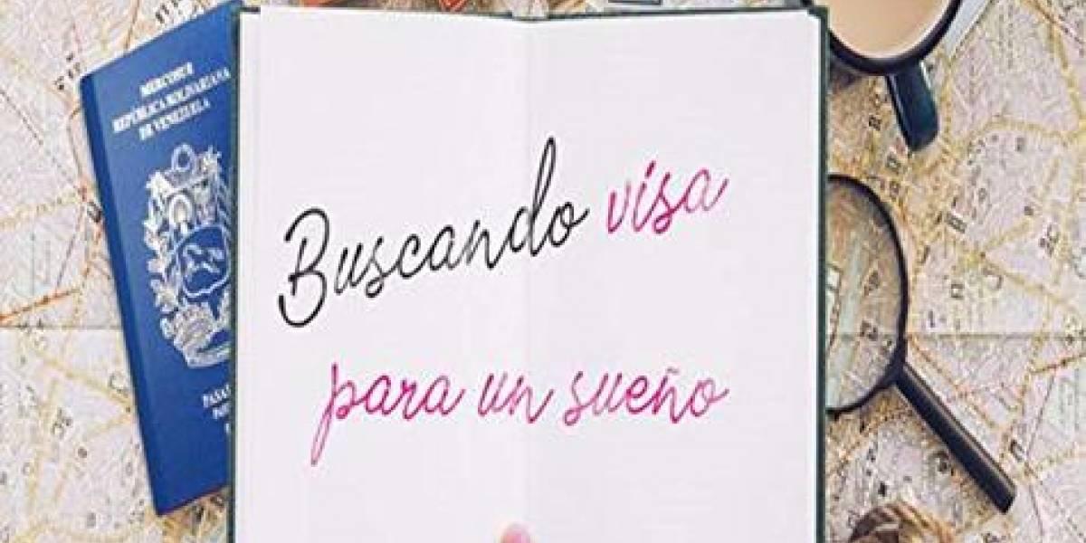 """La valiente reflexión de buscar una """"Visa para un sueño"""""""
