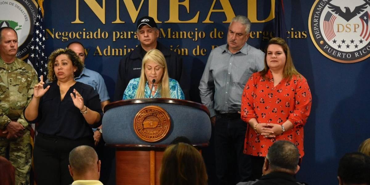 Inspeccionarán todas las escuelas tras terremoto, según la gobernadora