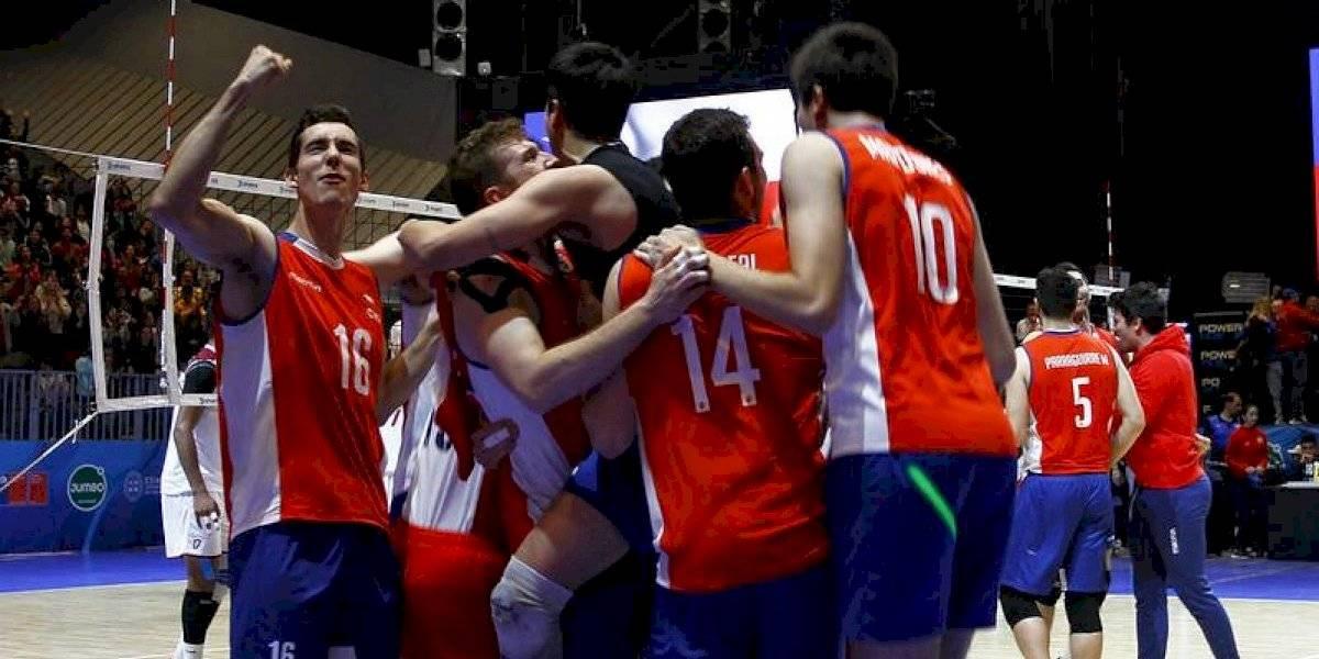 La Roja va por el Preolímpico de voleibol con la ilusión de hacer historia y clasificar a Tokio 2020