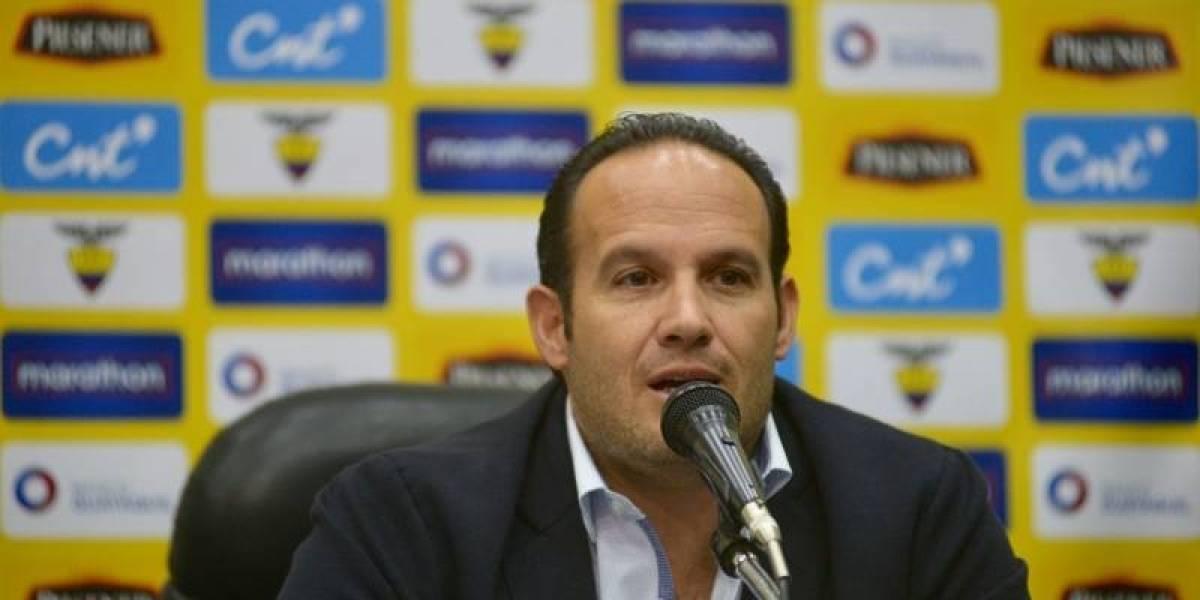 FEF presentaría al nuevo Director Técnico de la Selección de Ecuador este 13 de enero