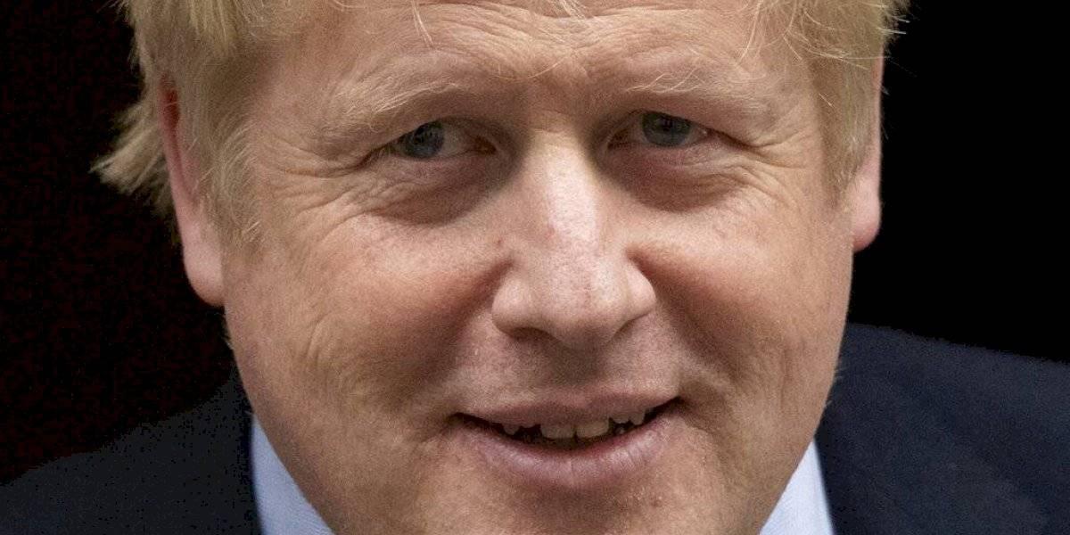 """Boris Johnson condena los """"imprudentes"""" ataques de Irán"""